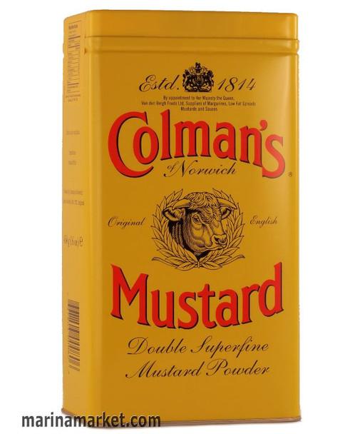 COLMAN'S MUSTARD 454G