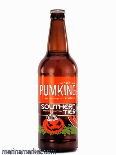 SOUTHERN TIER IMPERIAL PUMKING ALE 22oz