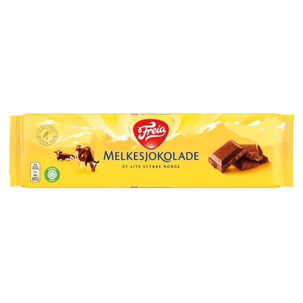FREIA MILK CHOCOLATE BAR 200g