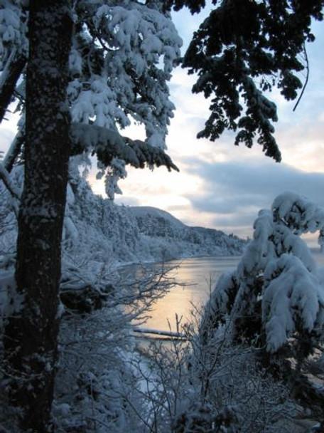 SNOWBOUND III, LUMMI ISL