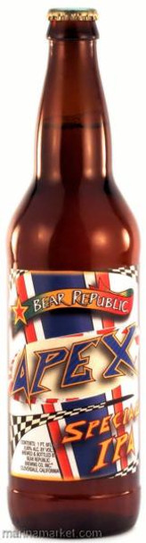 BEAR REPUBLIC APEX IMPERIAL IPA 22oz