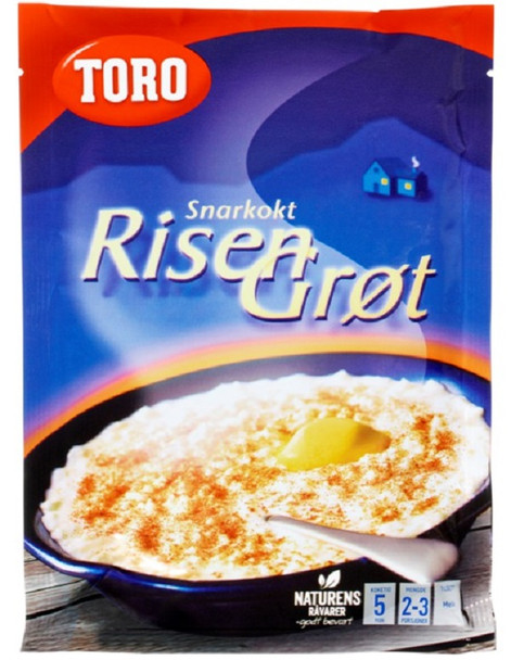 TORO RISENGROT INSTANT RICE PORRIDGE 148g