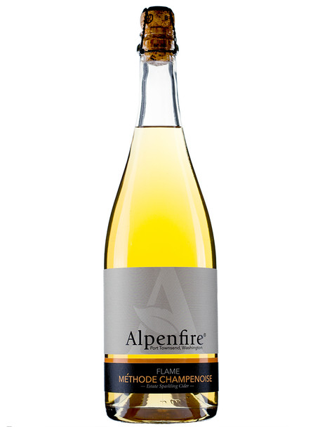 ALPENFIRE FLAME CHAMPAGNE CIDER 750ml