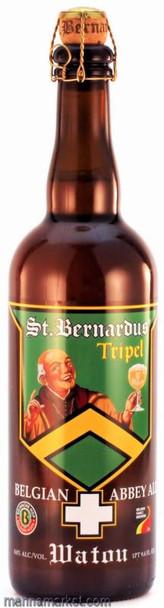 ST BERNARDUS TRIPEL 750ml