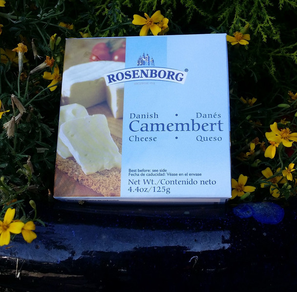 ROSENBORG CAMEMBERT TIN 125G