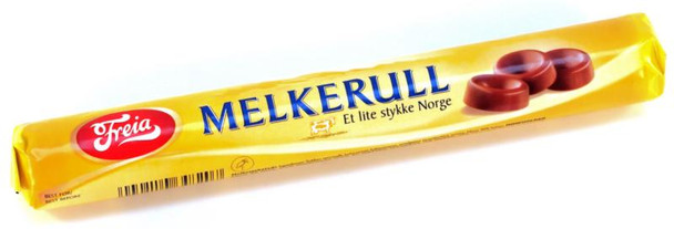 FREIA MILK CHOCOLATE ROLL 74g