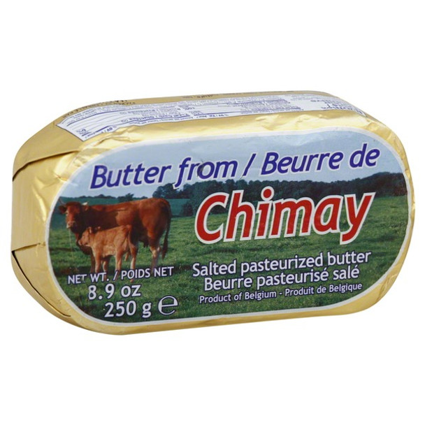 CHIMAY BUTTER  SALTED 250g