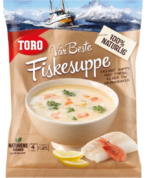 TORO OUR BEST FISH SOUP  94g