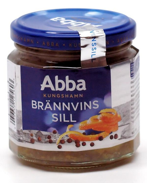 ABBA HERRING AQUAVIT MARINADE 240g
