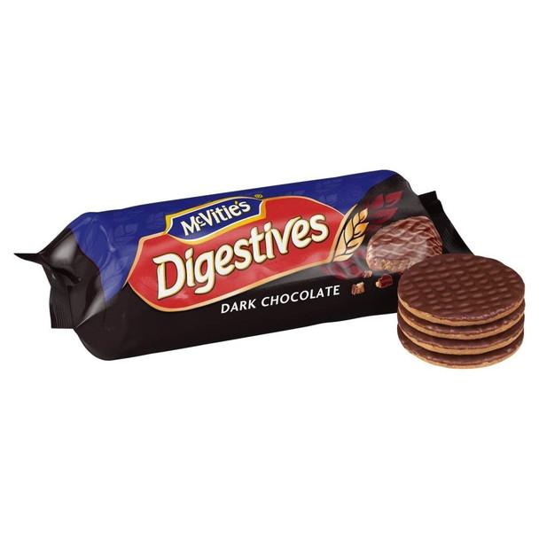 MCVITIE'S DARK CHOCOLATE DIGESTIVES 300g