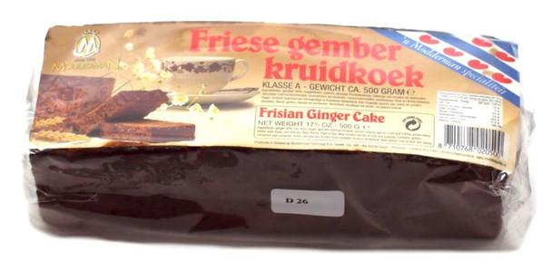 MODDERMAN FRIESIAN GINGER CAKE 500g