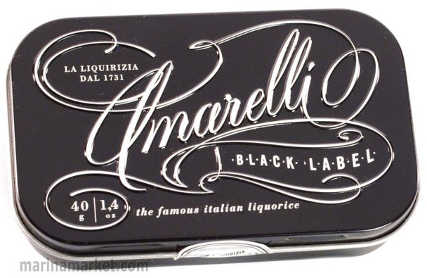AMARELLI BLACK LABEL 40g