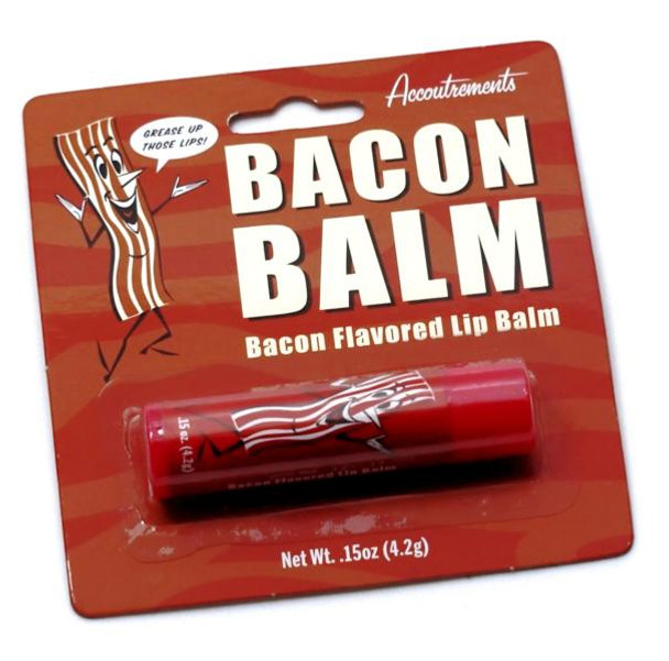 BACON FLAVOR LIP BALM