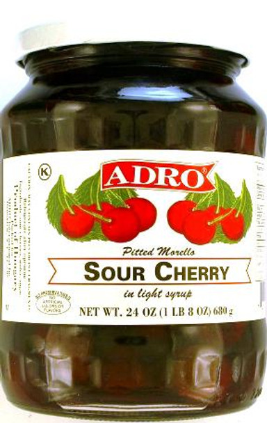 ADRO SOUR CHERRY 680g