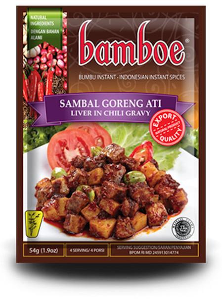 BAMBOE SAMBAL GORENG ATI