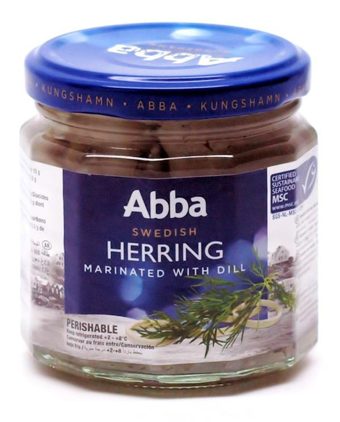 ABBA HERRING IN DILL SAUCE 240g