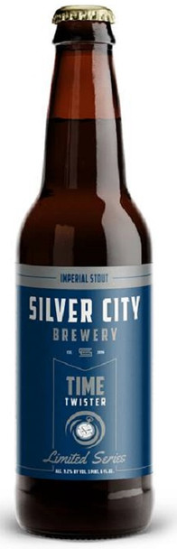 SILVER CITY TIME TWISTER IMPERIAL STOUT 22oz