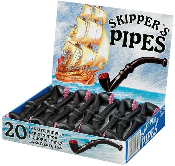 SKIPPER'S PIPES 20-PK