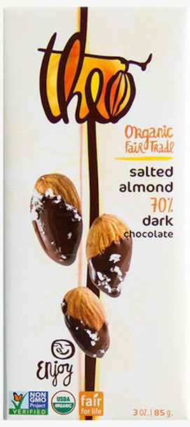 THEO 70% SALTED ALMOND
