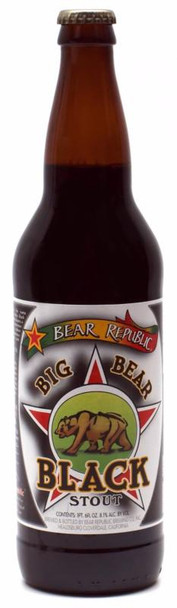 BEAR REPUB BIG BEAR BLACK STOUT 22oz