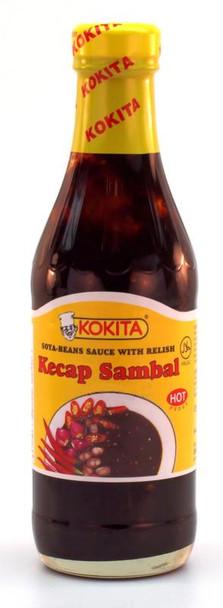 KOKITA KECAP SAMBAL HOT