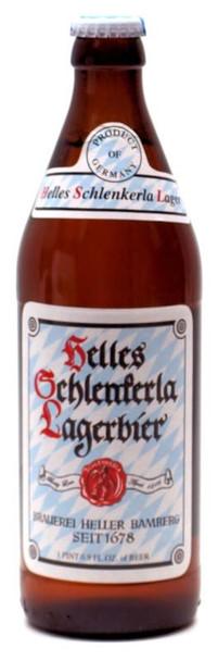 AECHT HELLES SCHLENKERLA LAGER, 1 Pt.