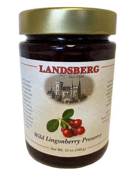 LANDSBERG WILD LINGONBERRIES 340g