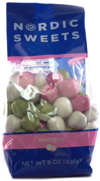NORDIC SWEETS MINTEES 226g