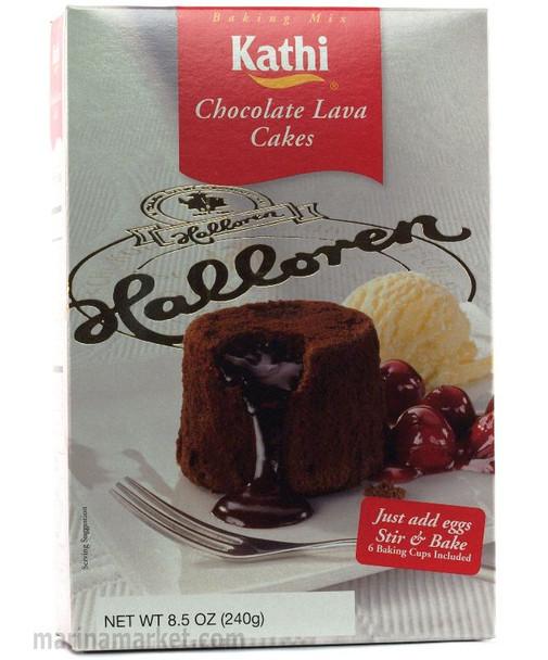 KATHI CHOCOLATE LAVA CAKE MIX 240g