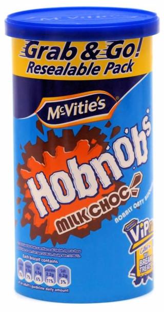 HOB NOBS MILK CHOCOLATE 205g