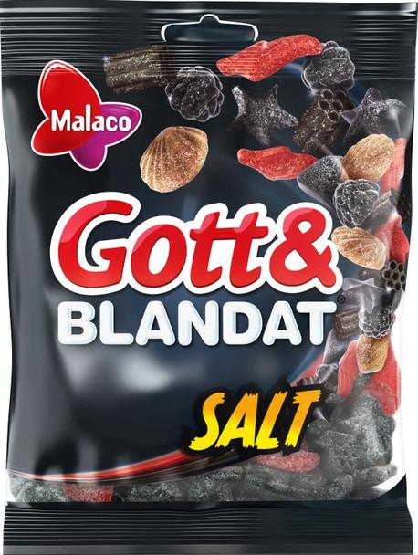 GOTT & BLANDAT SALT 150g