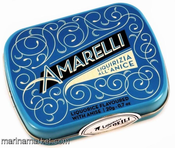 AMARELLI PURE LICORICE & ANISE 20G