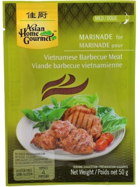 ASIAN HOME GOURMET LEMONGRASS MARINADE 50 g