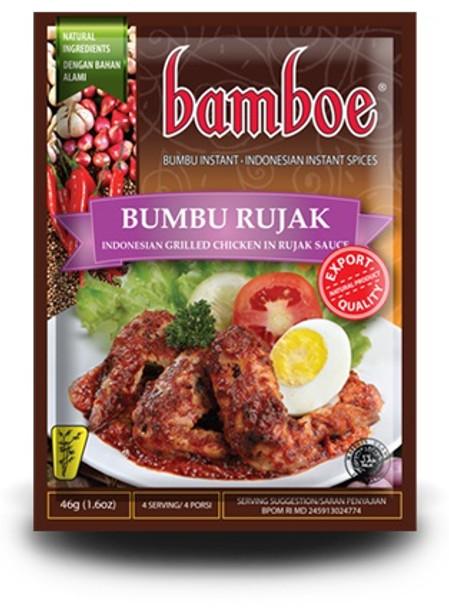 BAMBOE BUMBU RUJAK 46g