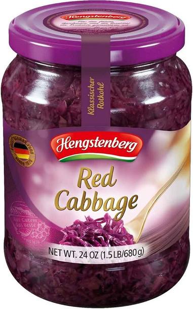 HENGSTENBERG RED CABBAGE 680g