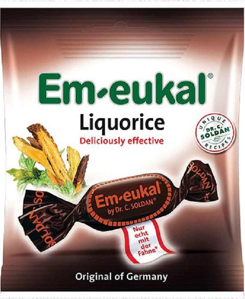 DR. SOLDAN EM-EUKAL LIQUORICE 50g