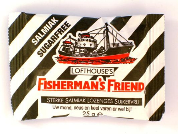 FISHERMAN'S FREIND SALMIAK LOZENGES