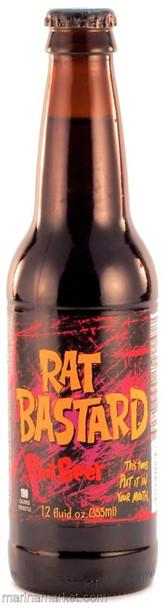 RAT BASTARD ROOTBEER 12 oz
