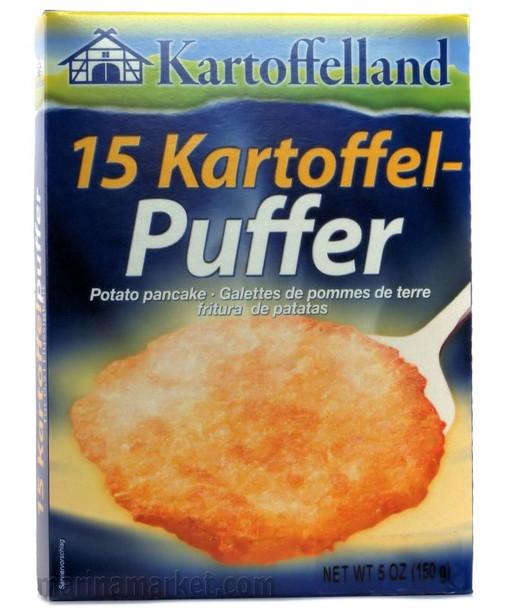 KARTOFFELLAND POTATO PANCAKE MIX 150g