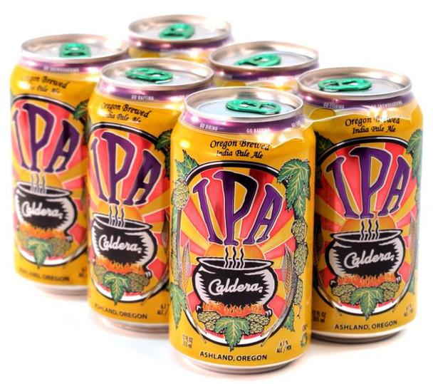 CALDERA IPA CAN 6pk