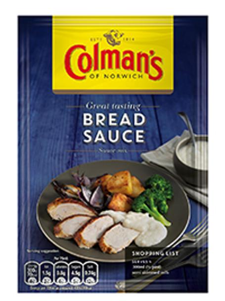 COLMANS BREAD SAUCE 40g
