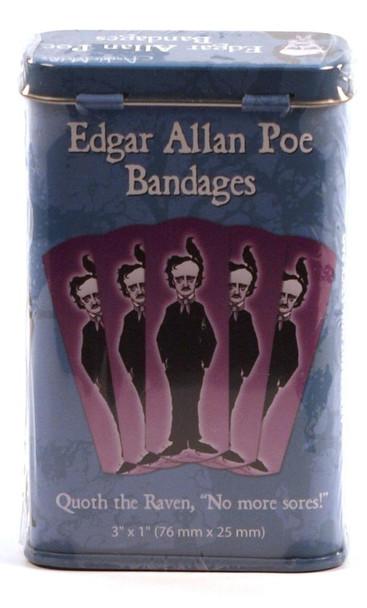 EDGAR ALLAN POE BANDAGE