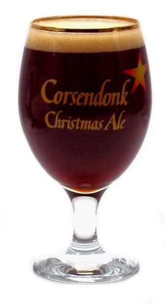 CORSENDONK CHRISTMAS GLASS