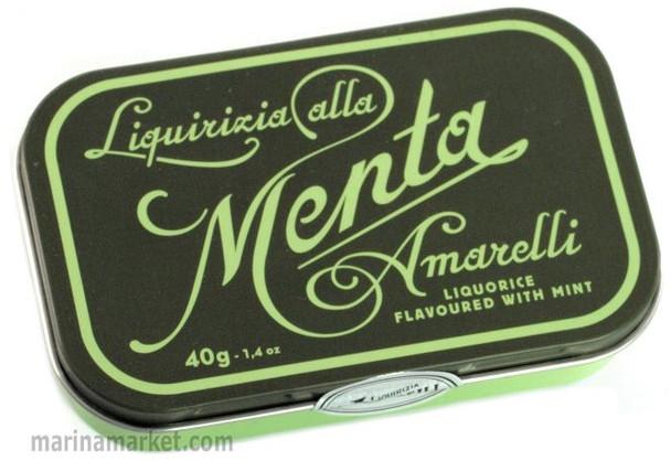 AMARELLI FAVETTE MENTA 40g