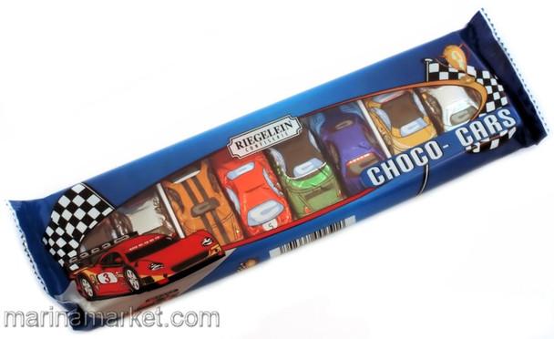 RIEGELEIN CHOCO CARS 88G