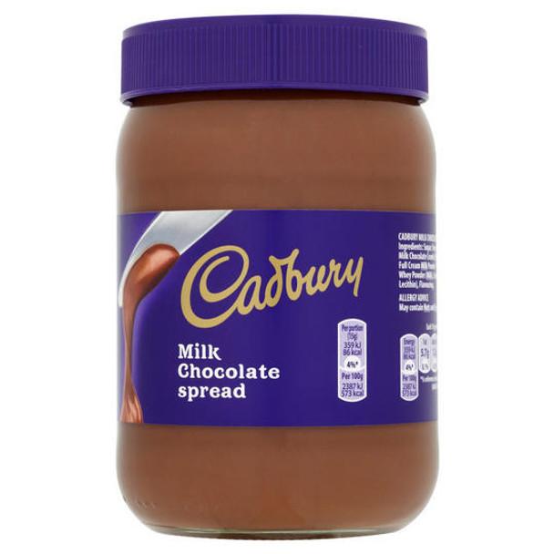 CADBURY CHOCOLATE SPREAD 400g