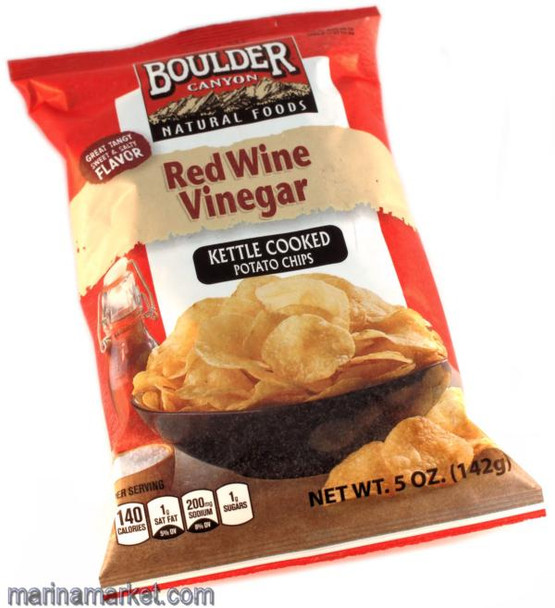 BOULDER RED WINE VINEGAR 5 OZ
