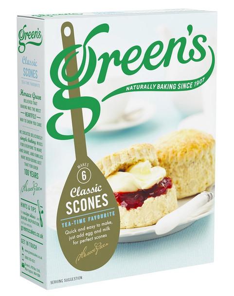 GREEN'S CLASSIC SCONE MIX 280g