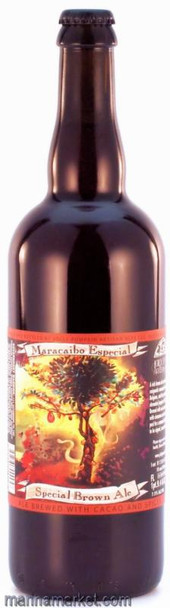 JOLLY PUMPKIN MARACAIBO ESPECIAL SOUR BROWN 750ml