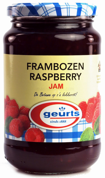 GEURTS FRAMBOZEN RASPBERRY JAM 450g